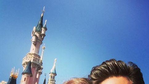 Instagram - Paula Echevarría y Bustamante celebran en Disney sus 10 años jutnos