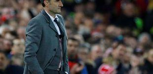 Post de Los motivos que tienen preso a Ernesto Valverde en la celda de castigo del Barcelona