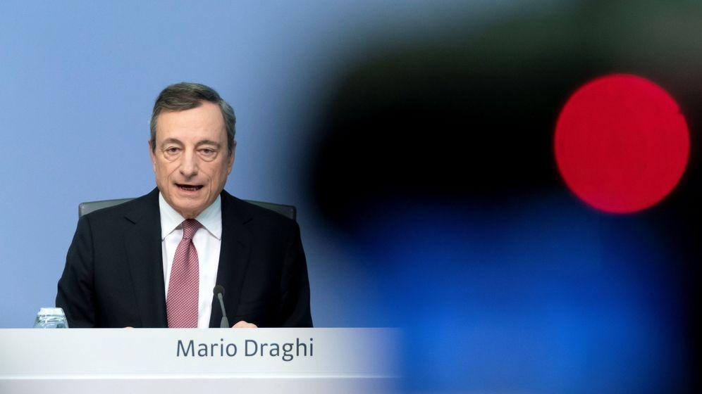 Foto: Mario Draghi. (EFE)