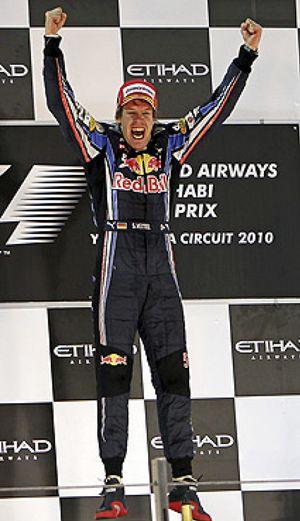 Foto: Cuando Ferrari evitó que Red Bull hiciera el idiota