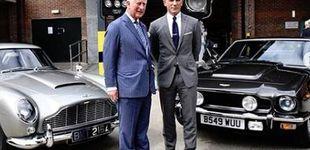 Post de El príncipe Carlos, 007 por un día y su broma pesada a Daniel Craig