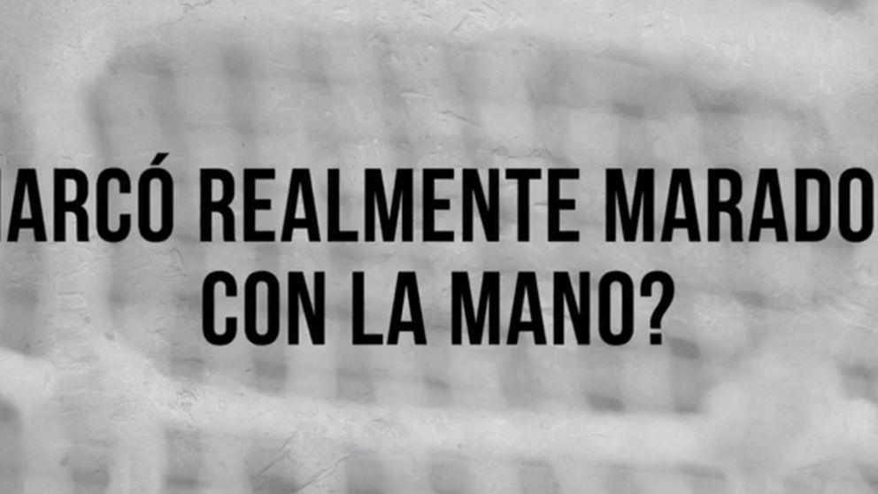 Yo vi el gol de Katalinski: ¿Marcó realmente Maradona con la mano?
