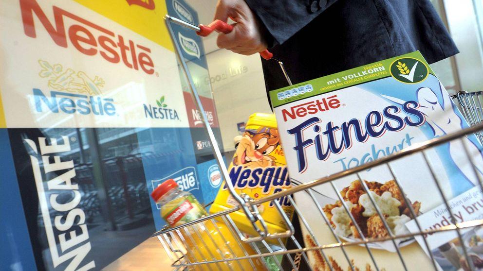 Nestlé sigue la estela de Pepsi y se conjura contra el azúcar y la sal