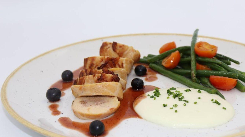 Foto: La receta que ofrece el restaurante M29.