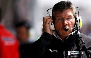 Ross Brawn, entre el adiós y el reencuentro con Honda en McLaren