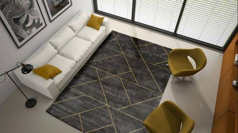 Tu salón se merece que lo mimes con estas alfombras de Ikea y Leroy Merlin