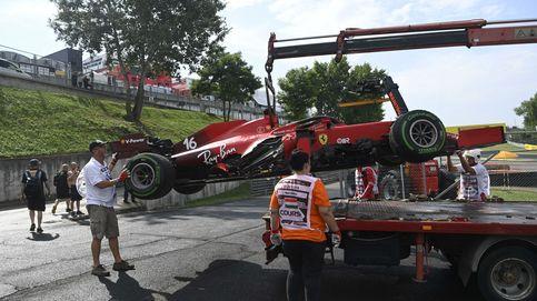 """""""En los destrozos, el que la hace la paga"""". Hasta en la Fórmula 1 ya duelen las facturas"""