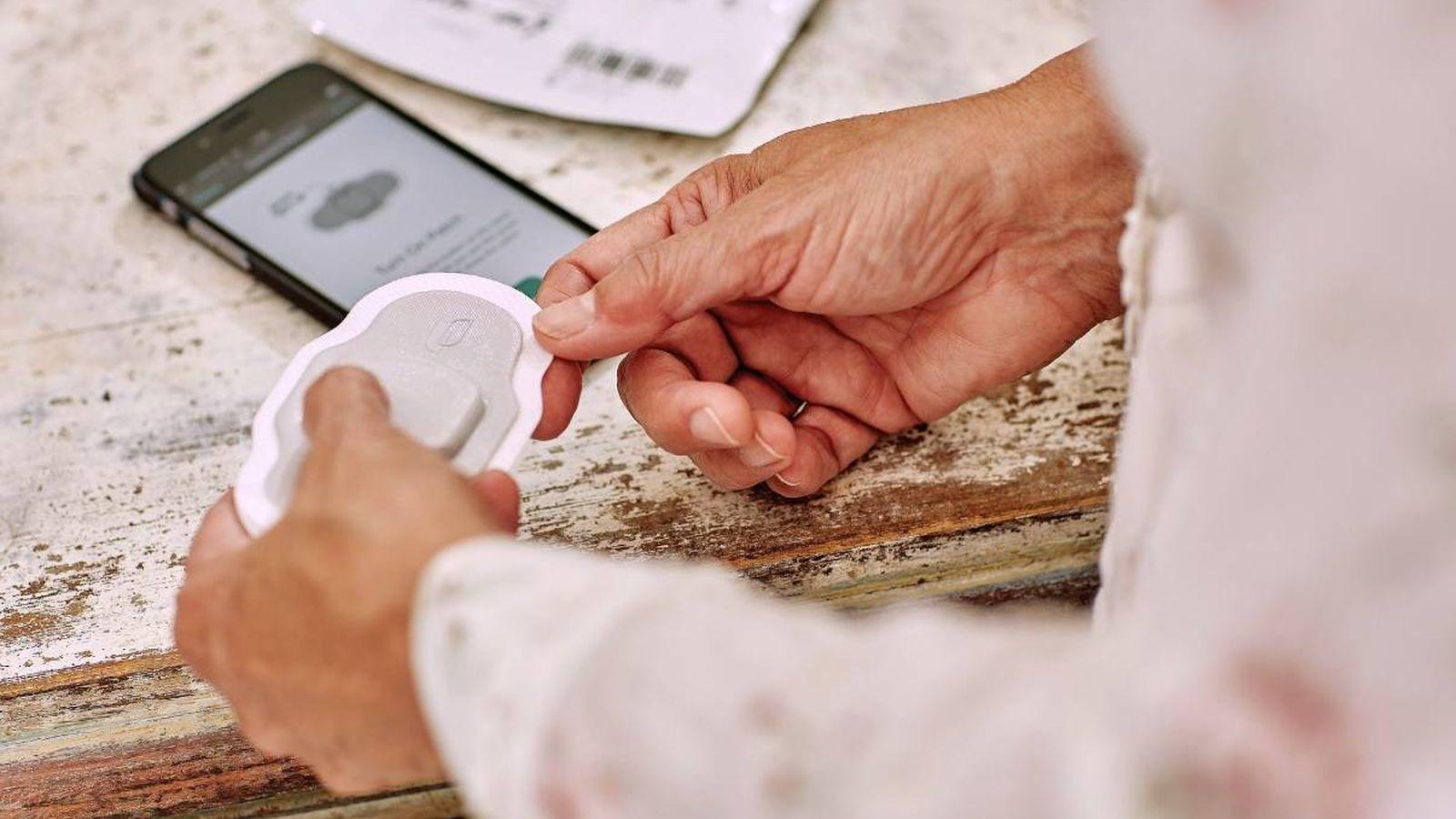 Foto: Un ejemplo de pastilla digital desarrollado por la empresa Proteus Digital Health