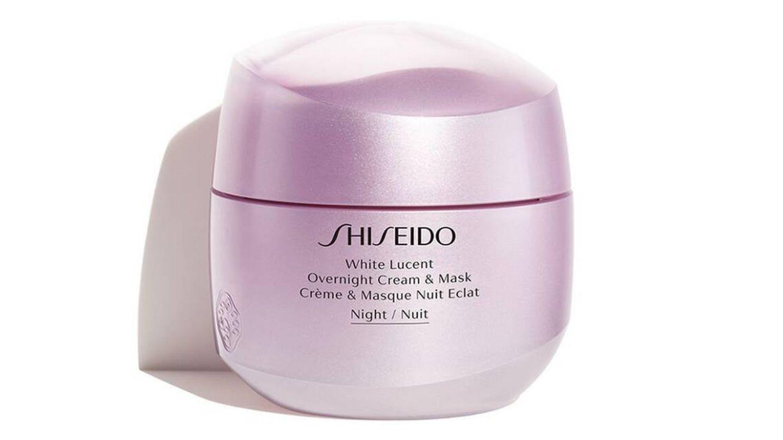 White Lucency Recovery Night Cream de Shiseido.