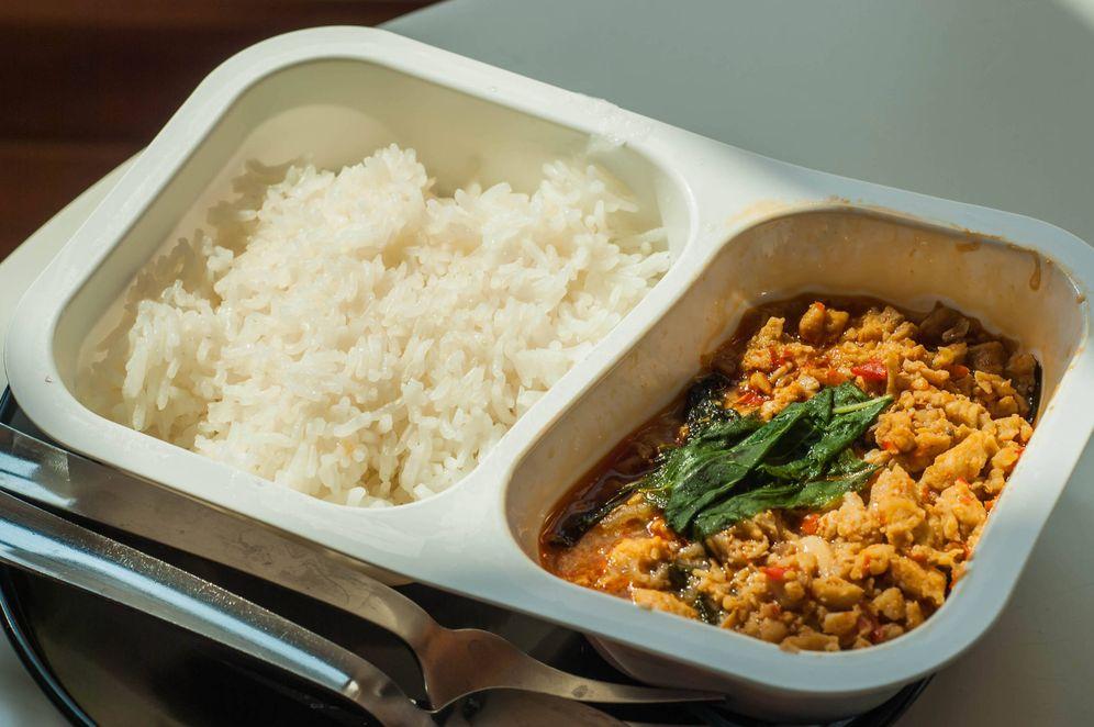 Foto: Arroz y pollo, dos de los alimentos en cuestión. (iStock)