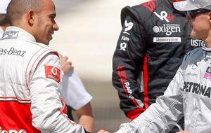¿Colgará el casco Schumacher? Sus opciones para seguir en la F1