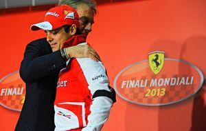 Felipe Massa ficha por Williams en un acuerdo multianual
