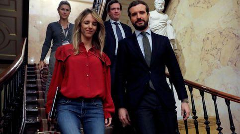 Pablo Casado defiende a Álvarez de Toledo tras las tensiones internas por el 8-M