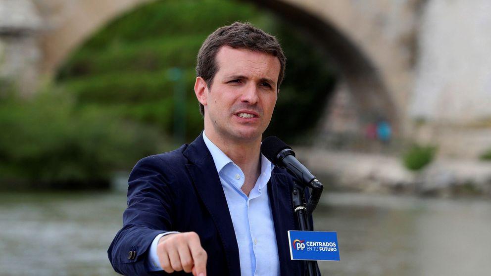 Casado, sobre dimitir tras el 26-M: Aspiraré a ser presidente en las próximas generales