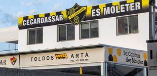 Post de El Cardassar, de perder su campo bajo el agua a recibir al Atleti:
