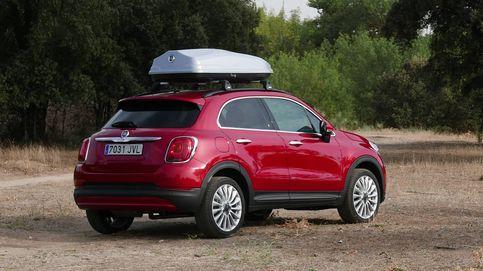 Fiat alquila cofres para el techo desde 39 euros por semana