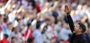 Post de Por qué el renovado Simeone gana pulsos a Florentino: Joao Félix, Llorente... y James
