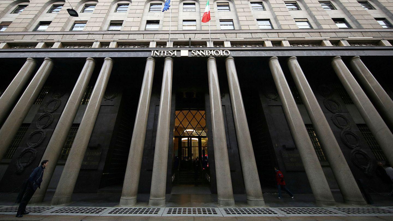 Palazzo delle Colonne. (Reuters)