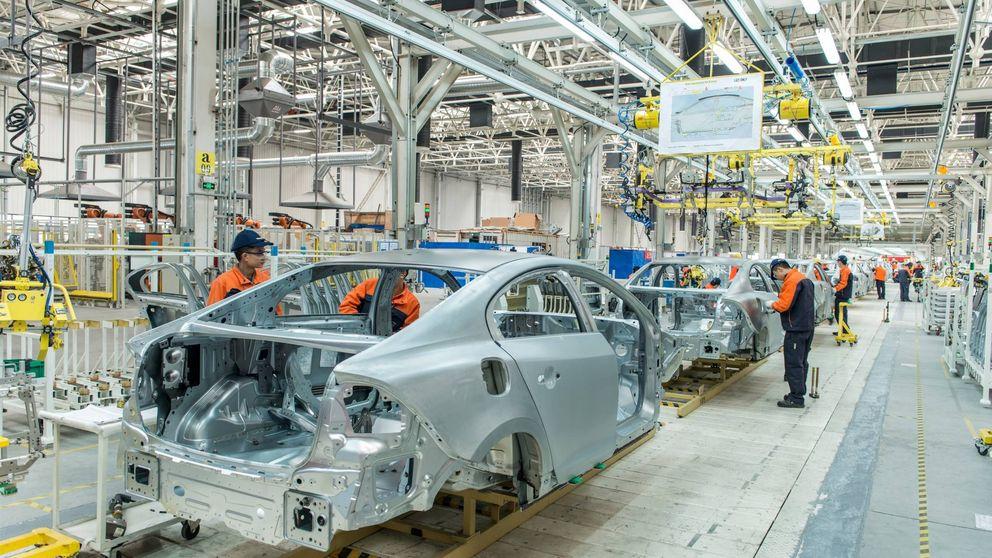 Volvo fabricará en China su berlina S90