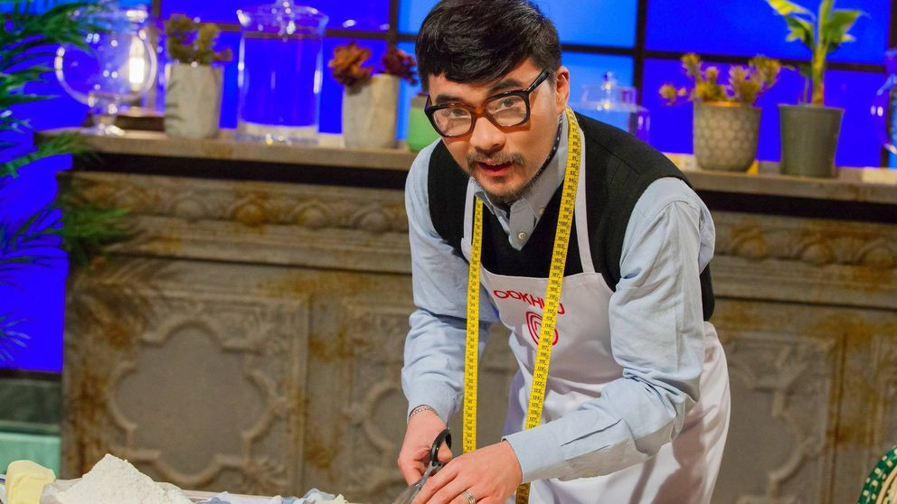 Odkhuu, exconcursante de 'MasterChef', inaugura su restaurante en Barcelona