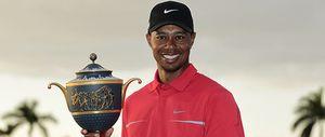 Tiger Woods conquista su séptimo WGC-Cadillac