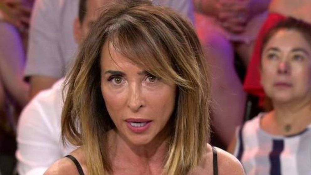 María Patiño sentencia a Chabelita tras el 'Deluxe' de Omar: Me siento estafada