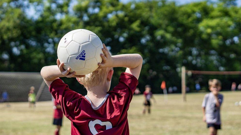 Foto: Los pequeños tendrán restricciones en los entrenamientos hasta los 18 años (Foto: Pixabay)