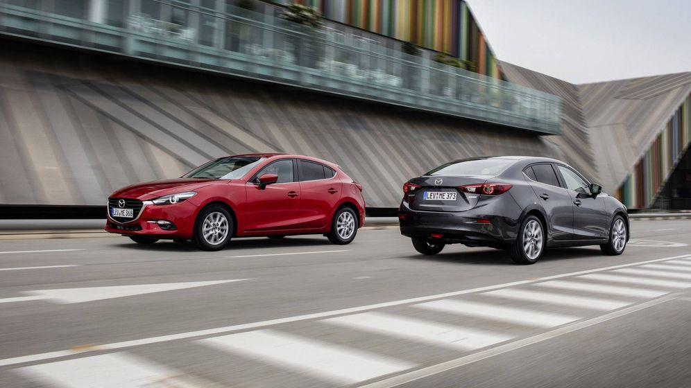 Foto: Nuevo Mazda 3, más silencioso y dinámico