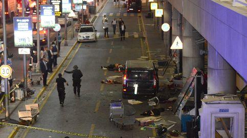 Atentado terrorista en el aeropuerto de Estambul, Turquía