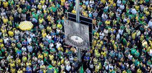 Post de Bolsonaro recibe un espaldarazo de los suyos en plena tensión de su Gobierno