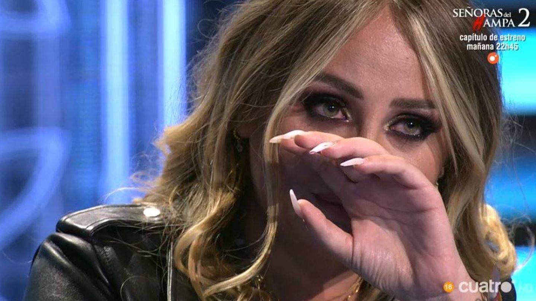 Rocío Flores, colaboradora de 'Supervivientes'. (Mediaset España)