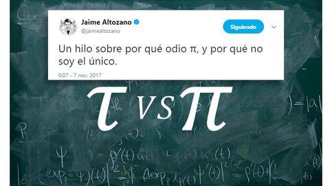 Por qué odio el número Pi. El hilo que enfrenta a matemáticos en internet