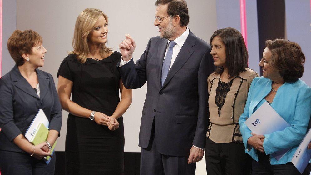 Foto: Mariano Rajoy, en una de sus últimas entrevistas en TVE. (EFE)