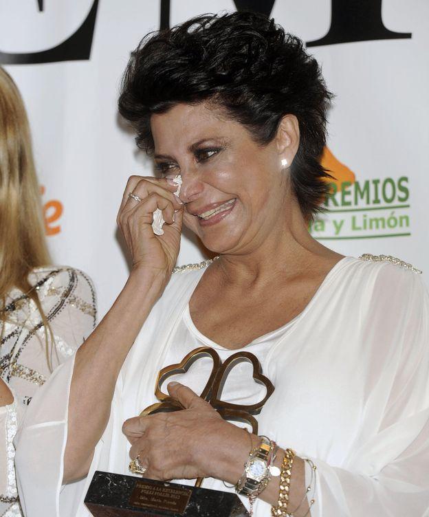 Foto: María Pineda, una mujer querida y respetada por todos