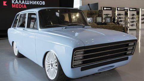 Kalashnikov ahora va a por Tesla con este coche eléctrico