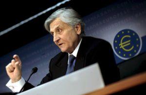 El BCE inyecta 40.615 millones de dólares a un tipo fijo del 1,24%