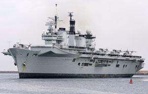 Buques de guerra de la Navy visitarán Gibraltar en breve