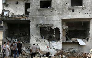 Israel lanza un ataque terrestre a Gaza y da un ultimátum a los civiles