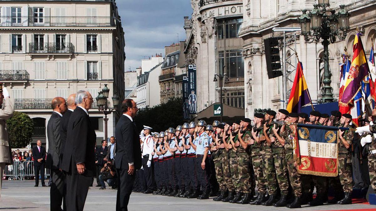Los Españoles Que Liberaron París Silenciados Y Olvidados En Francia
