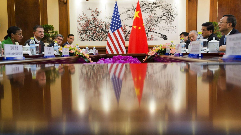 El presidente de China visita la Casa Blanca en plena escalada de tensión