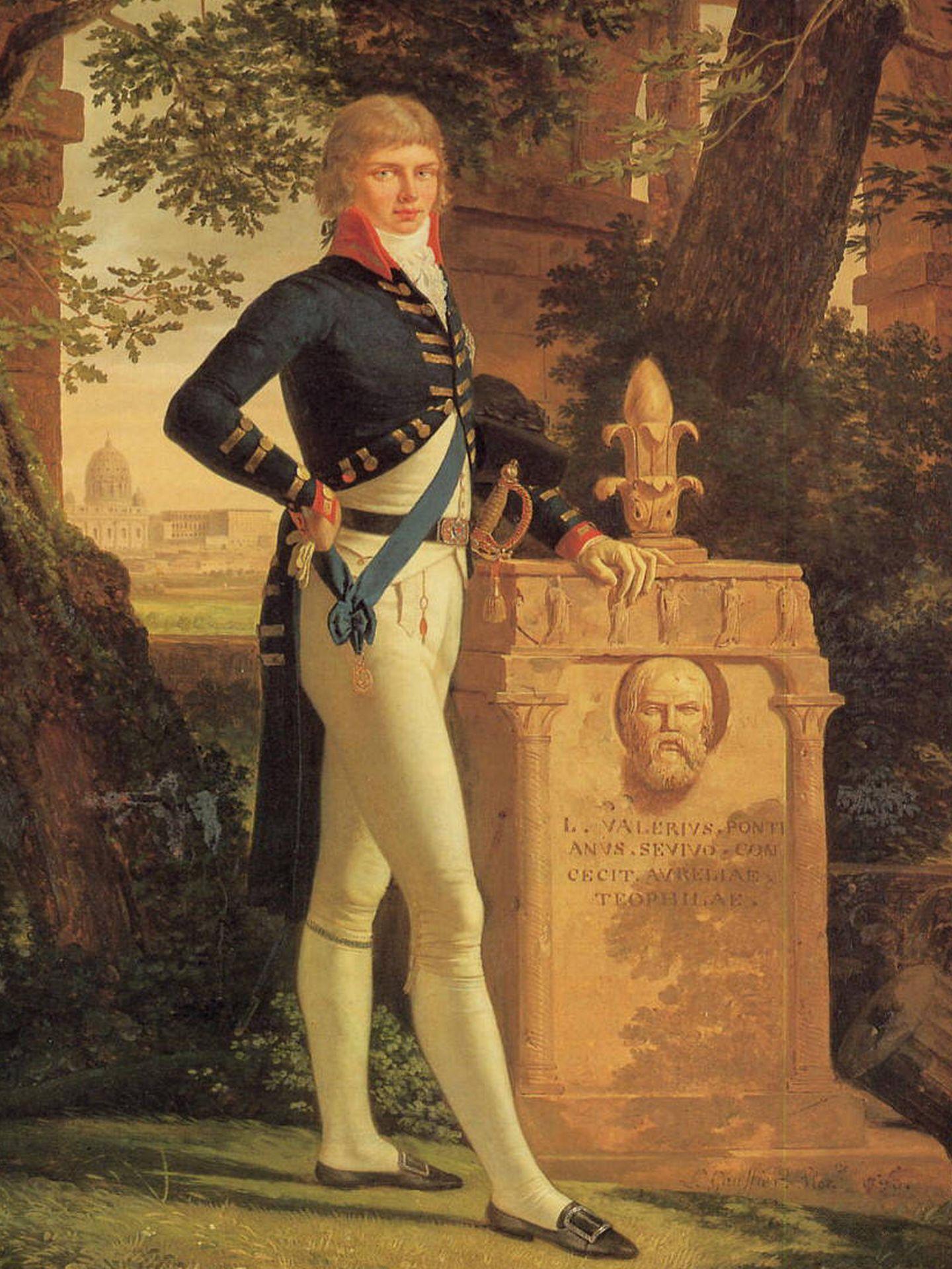 El primer duque de Sussex.