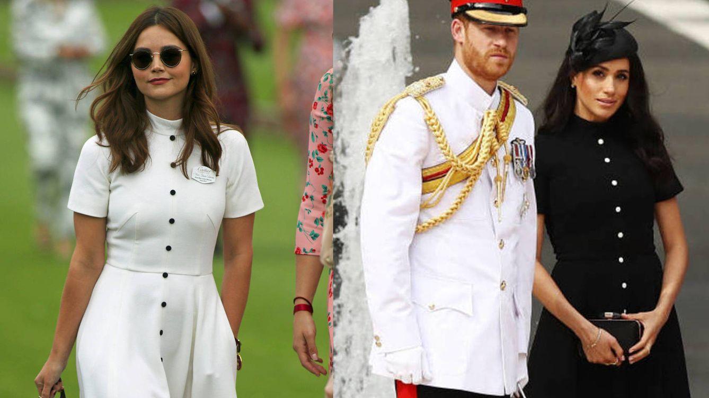 Salieron con el mismo hombre y se visten igual: ¿son clones de la industria?