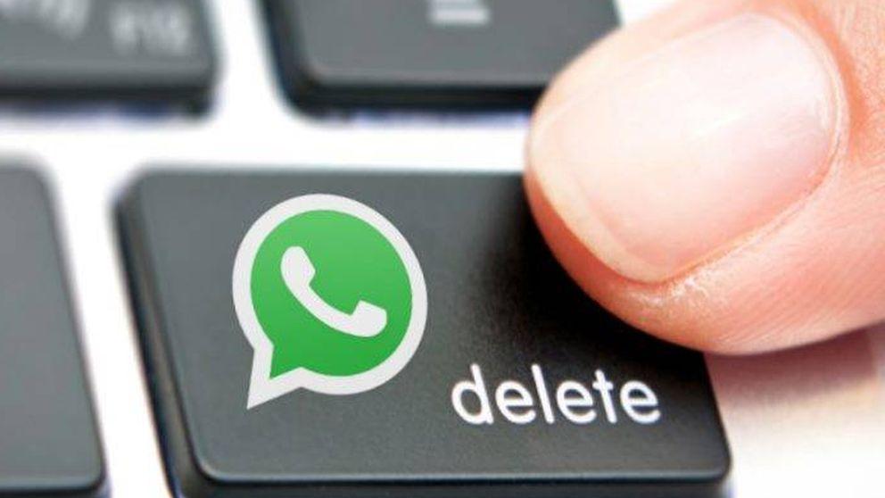 WhatsApp almacena todos tus chats aunque los borres