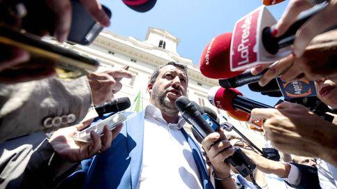 El 'Plan Úrsula' toma forma en Italia: todos contra Salvini, cueste lo que cueste
