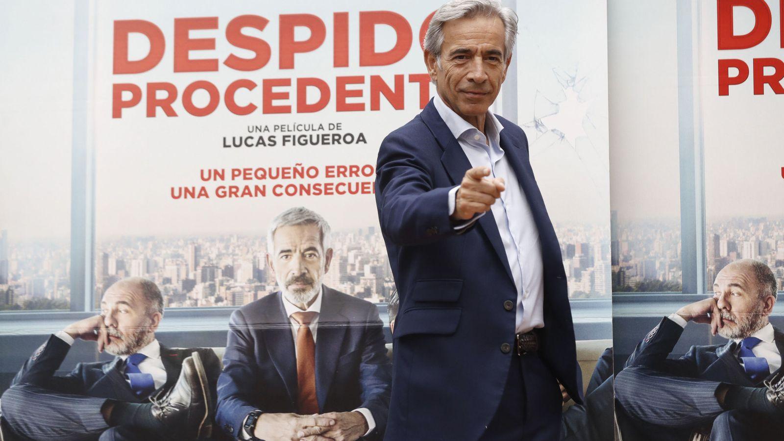 Foto: El actor Imanol Arias. (EFE)