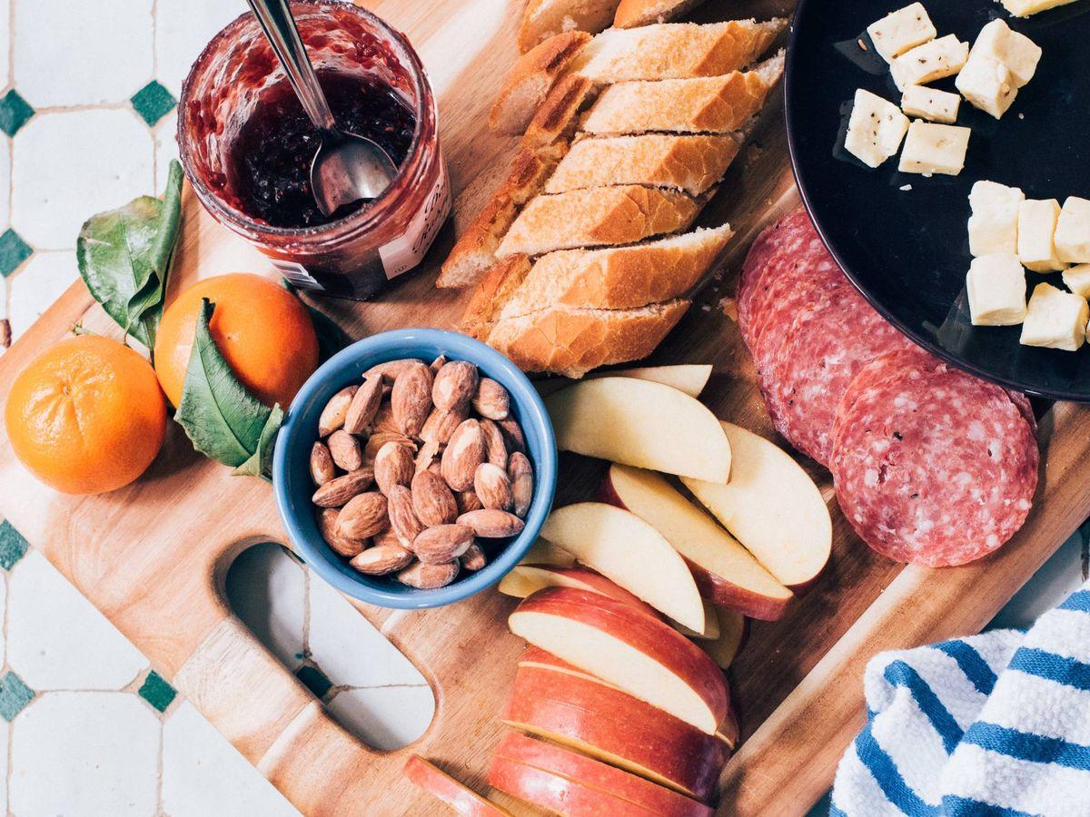 Foto: Adelgaza con estos snack saludables. (Jessica Ruscello para Unsplash)