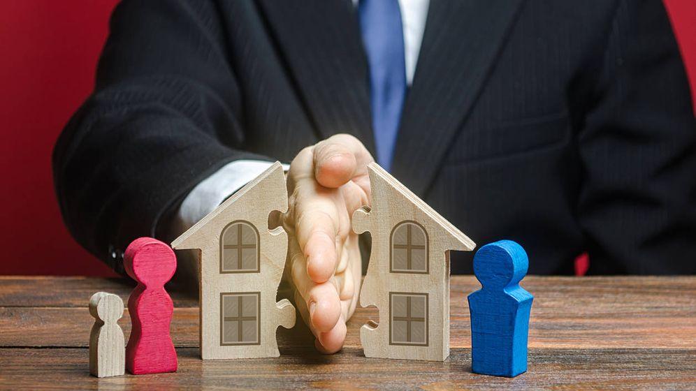 Foto: Divorciado y con dos hijos de 17 y 19 años, ¿cuándo podría vender la casa? (iStock)