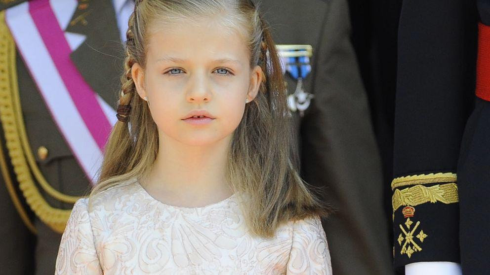 La comunión de la Princesa de Asturias, un 'secreto de Estado'