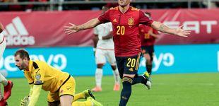 Post de Cuando Cazorla nos pone nostálgicos en la goleada de España a Malta