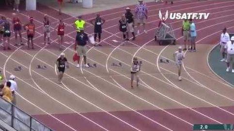 Una mujer rompe el récord de velocidad en la categoría de mayores de 100 años